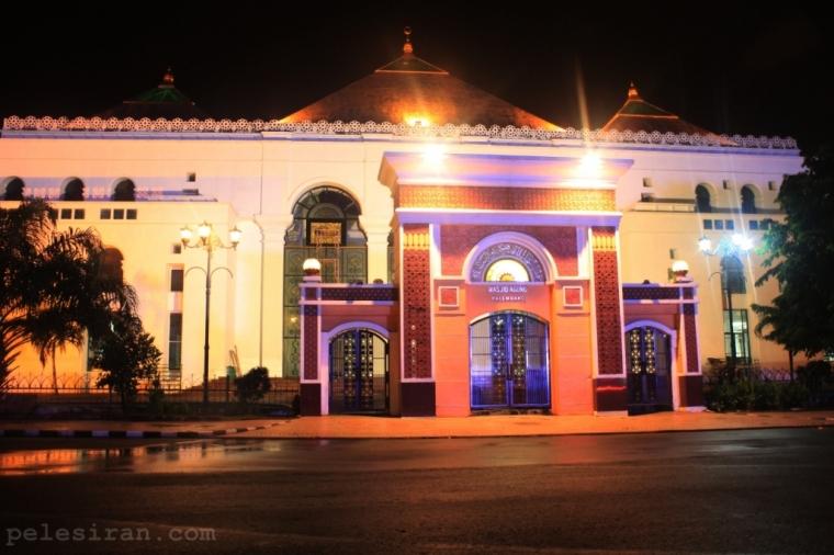 Sejarah Masjid Agung Palembang