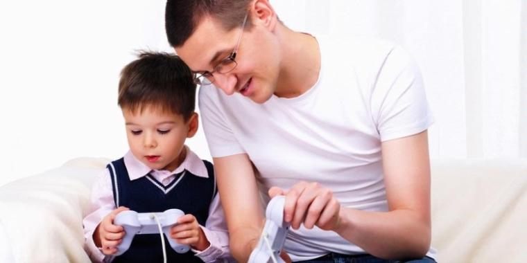 Ayah Harus Meluangkan Waktu untuk Bermain dengan Anak-anak