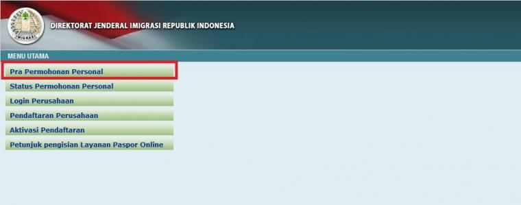 Pakai Internet Explorer Lebih Mudah Mengupload Scan Dokumen Paspor Online!