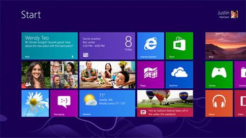 Cara Instalasi Windows 8