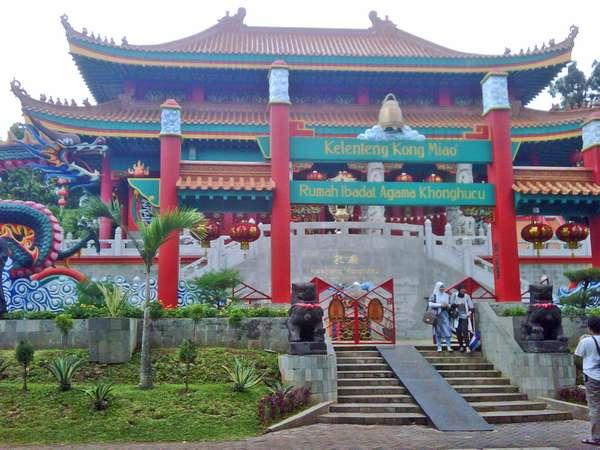 Klenteng Kong Miao, Cermin Budaya China di Indonesia