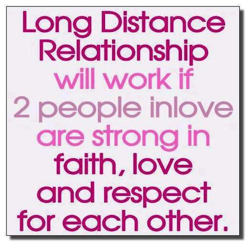LDR *Long Distance Relationship*