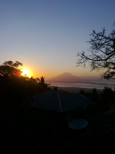 keindahan Alam di pulau Adonara