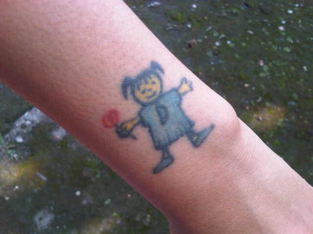 10 Jenis Tattoo yang Kudunya Ndak Dipunyai Cowok