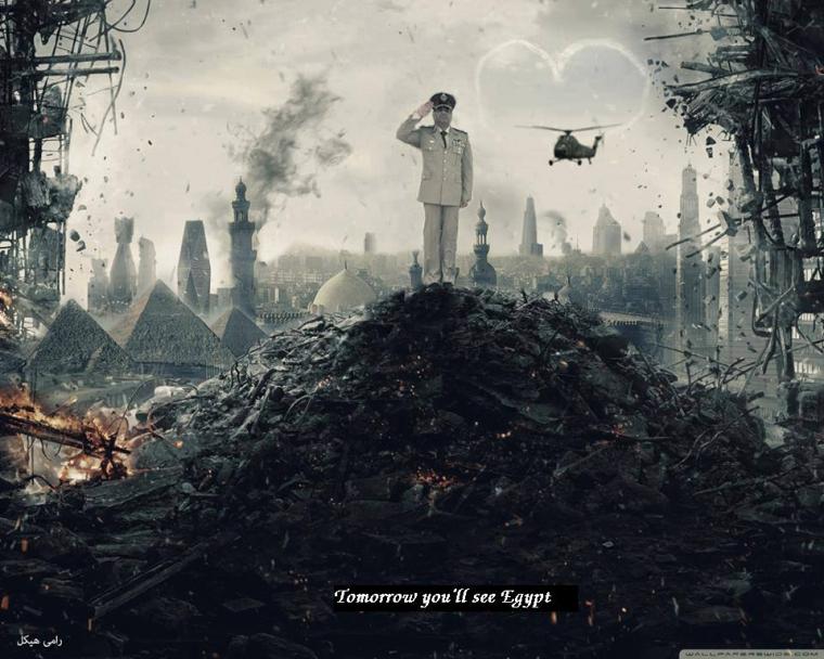 Demo di Mesir Hari Ini, Apakah Akan Terjadi Pembantaian Jilid Kedua?