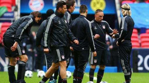 Final Piala Champions, Dua Jerman Adu Taktik di Wembley