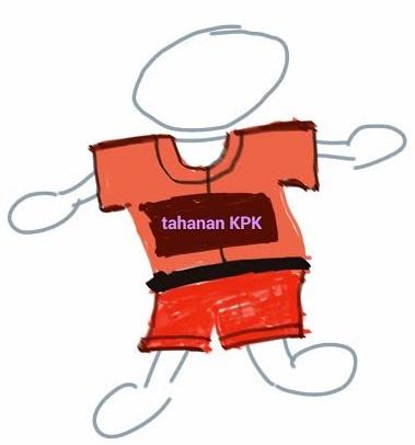 Baju Tahanan KPK