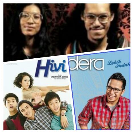 Siapa Tahu Adera, EndahnRhesa, dan HiVi?