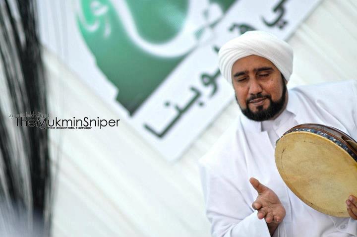 Habib Syekh (Syech) Assegaf, the Contender