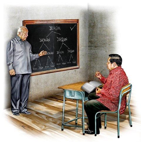 "Soeharto: ""Piye Kabare? Enak Jamanku to?"""