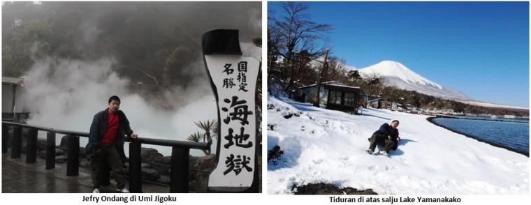 Pengalaman Backpacking ke Jepang