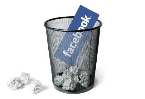Ini Caranya Menutup Akun Facebook Untuk Selamanya