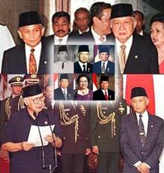 Habibie dan Soeharto: Pasangan yang Disegani Dunia