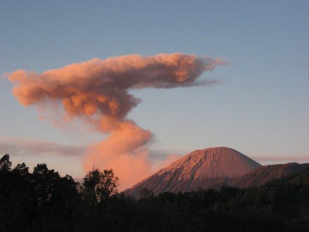 Menyibak Misteri Arcopodo Gunung Semeru