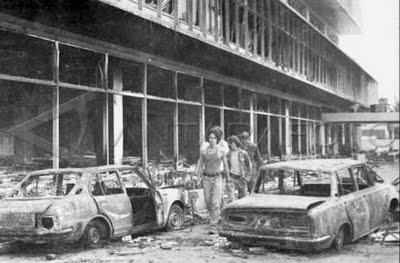 15 Januari 1974, Sebuah Tragedi