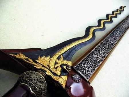 Senjata-senjata Tradisional Indonesia