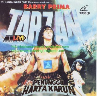 Barry Prima, Si Guru Silat Saya