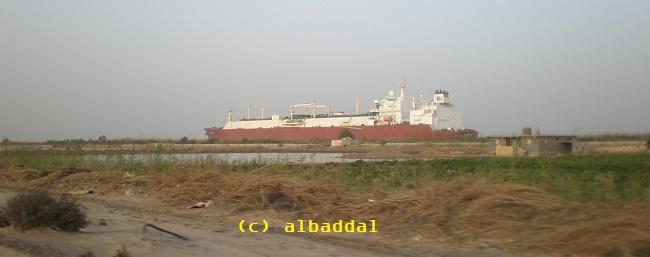 Menyaksikan Keajaiban Terusan Suez Memisahkan Benua Afrika dan Asia