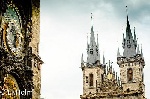 Mengembara di Praha