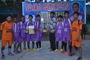 Alumni MAN 1 Tg.Pura Gelar Futsal
