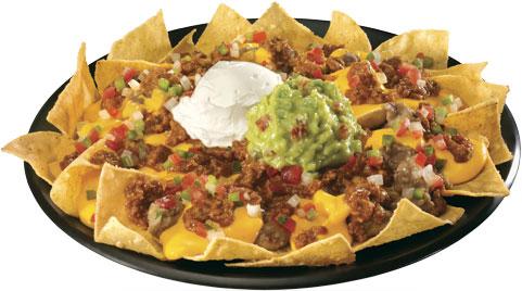 'Nachos' : Kuliner Mexico dengan Buah Avocado Segar dan Chesee Cheddar-nya