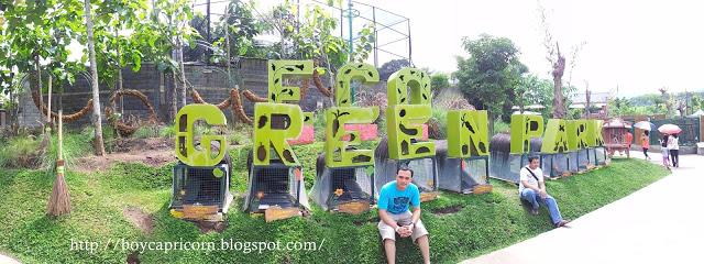 Eco Green Park Kota Wisata Batu