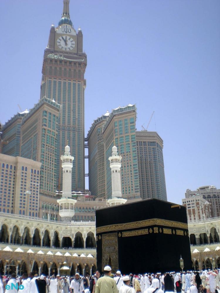 Sekilas Interior Masjidil Haram