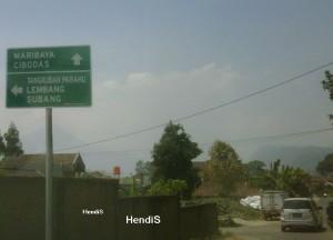 Rute Tak Biasa, Dago-Maribaya-Lembang-Wanayasa-Purwakarta