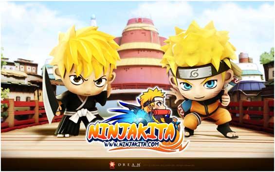 Www.ninjakita.com Online Games Website