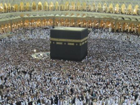 Foto-foto di Masjidil Haram, Bolehkah?