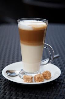 Cara Membuat Coffee Latte
