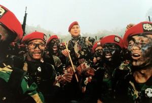 Pertempuran Sengit PrabowoSubianto 96 Perbatasan Laut Cina Selatan