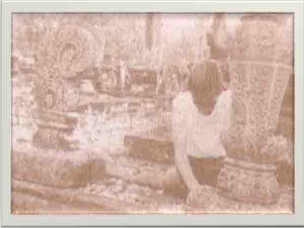 Makam Bernisan 'Hulu Keris' di Soppeng