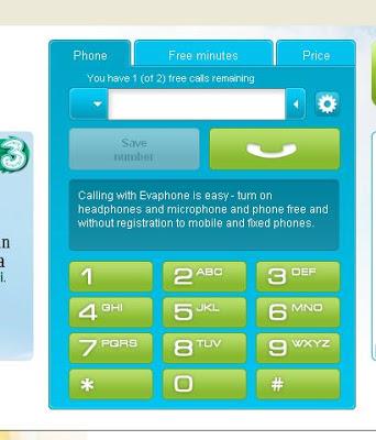 Telepon Gratis dari PC/Laptop ke No GSM/CDMA