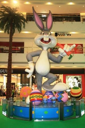 Eastervaganza di Central Park Mall