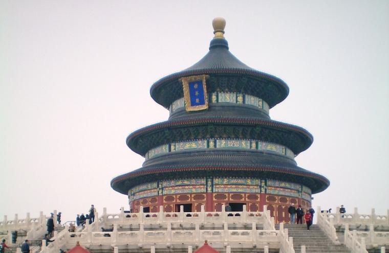 Tempat-tempat Menarik di Beijing (Beijing #1)
