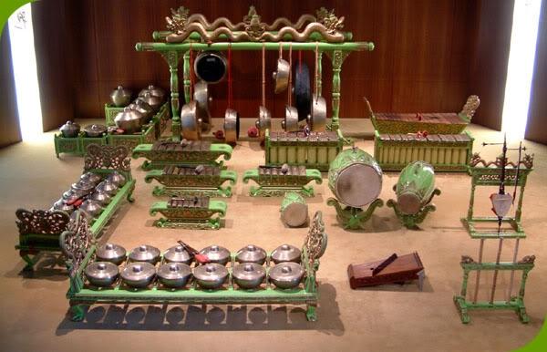 Wayang Kulit Purwa (4) : Instrumen Musik Gamelan Jawa