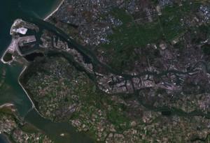 Pelabuhan Rotterdam, Pelabuhan Dunia