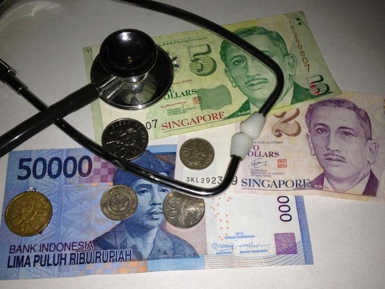 Rumah Sakit di Singapore Bikin Orang Sehat Jadi Sakit