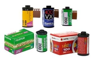 Pengetahuan Fotografi Untuk Pemula: Film