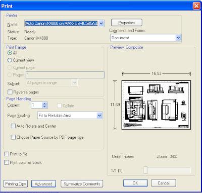 Cara Print File PDF dari 1 Page Menjadi Beberapa Page