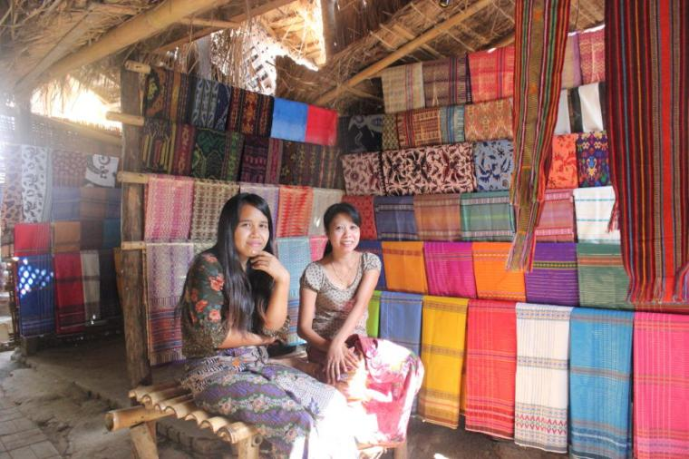 Pesona Kampung Suku Sasak SADE, Lombok