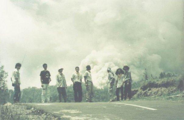 Penjaga Gunung Merapi