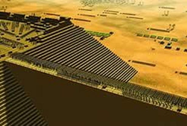 Menguak Rahasia Mesir Kuno Membangun Piramida Agung Giza