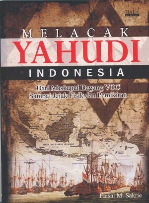 Perkembangan Yahudi Di Indonesia