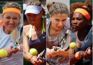 Prediksi Semi Final Tunggal Putri Perancis Terbuka 2013