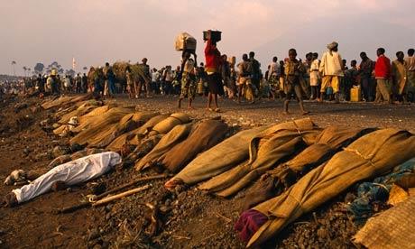 Tentang Konflik Rwanda