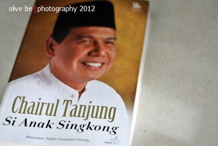 Review Bebas Buku Chairul Tanjung si Anak Singkong