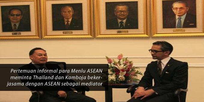 ASEAN dan Penyelesaian Konflik Thailand-Kamboja