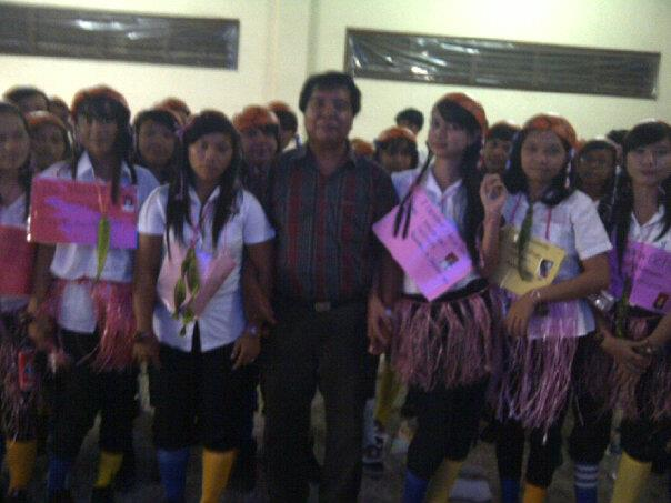 Pelaksanaan MOMB Unika st Thomas Sumatera Utara